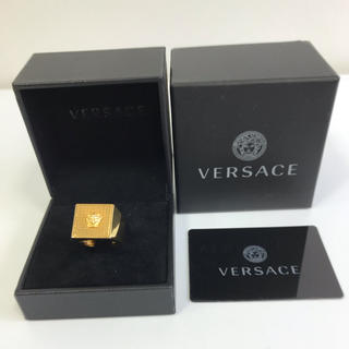 ヴェルサーチ(VERSACE)のVERSACE メンズアクセサリー (リング(指輪))