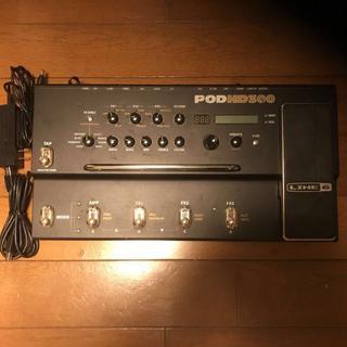 LINE6 HD300 アンプシュミレーター(エフェクター)