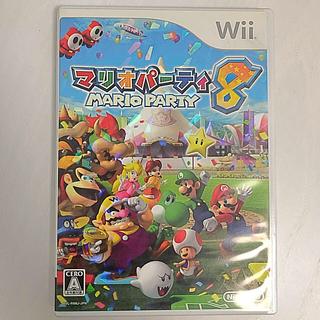 ウィー(Wii)のマリパ 8 Wii(家庭用ゲームソフト)