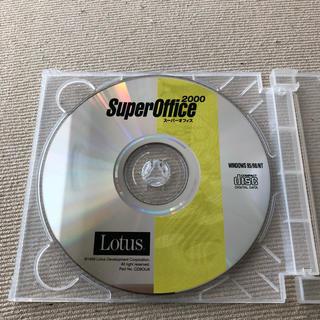 ロータス(LOTUS)のLotus SuperOffice 2000(その他)