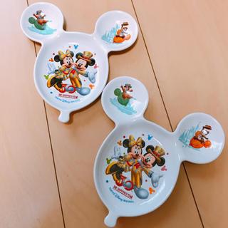 Disney - 30周年 スーベニア プレート ディズニー