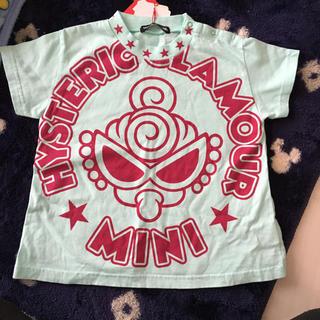 ヒステリックミニ(HYSTERIC MINI)の90センチ(Tシャツ/カットソー)