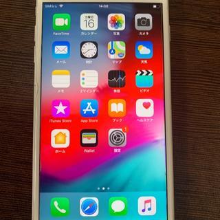 アイフォーン(iPhone)の【6202】iPhone6s plus 64(スマートフォン本体)