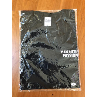 MAN WITH A MISSION - 新品!MAN WITH A MISSION  Tシャツ