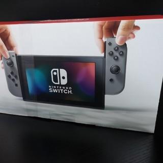 ニンテンドースイッチ(Nintendo Switch)のNintendo switch 新品(家庭用ゲーム本体)