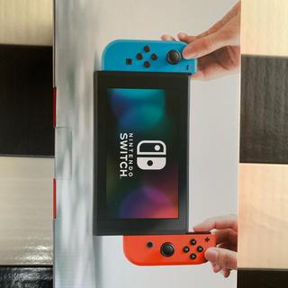 ニンテンドースイッチ(Nintendo Switch)の任天堂スイッチ 本体 新品未使用 即発送(家庭用ゲーム本体)