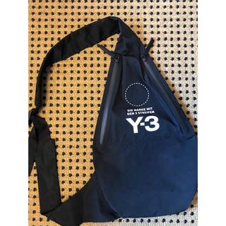 ワイスリー(Y-3)のy-3 ショルダーバッグ(メッセンジャーバッグ)