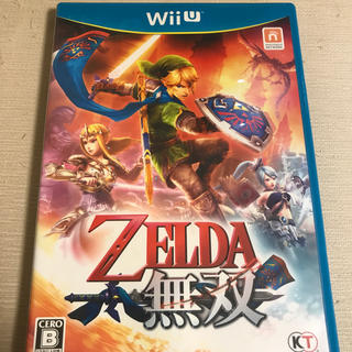 ウィーユー(Wii U)のwiiU   ゼルダ無双(家庭用ゲームソフト)