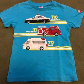 ユニクロ(UNIQLO)のユニクロ 110 Tシャツ トミカ(Tシャツ/カットソー)