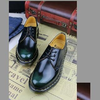 ドクターマーチン(Dr.Martens)のUK5 Dr.Martens ドクターマーチン 1461 3ホール 新品未使用 (ローファー/革靴)