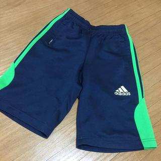 アディダス(adidas)のadidas アディダス ハーフパンツ トレパン ネイビー 120(ウェア)