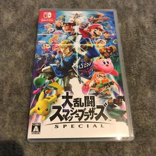 Nintendo Switch - 美品 大乱闘スマッシュブラザーズ SPECIAL Switch