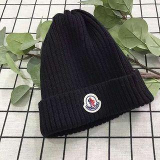 MONCLER - Moncler モンクレール ニットキャップ キッズ帽子  ニット帽