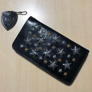HTC Star Studs Leather Wallet / ロングウォレット
