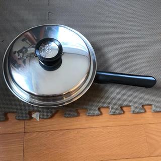 アムウェイ(Amway)のアムウェイ 中フライパン 無水鍋(鍋/フライパン)