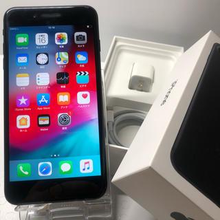 アイフォーン(iPhone)の美品 iPhone7plus 32GB SIMフリー(スマートフォン本体)