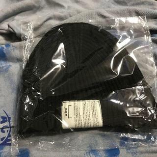 A-COLD-WALL ニット帽 黒