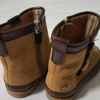 ミキハウス(mikihouse)のミキハウス 13cm ブーツ(ブーツ)