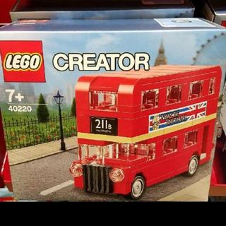 レゴ(Lego)のハムリーズ レゴ 限定品 ロンドンバス(積み木/ブロック)