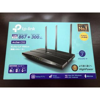 【未使用】tp-link 無線LANルーター 11AC867+300Mbps(その他)