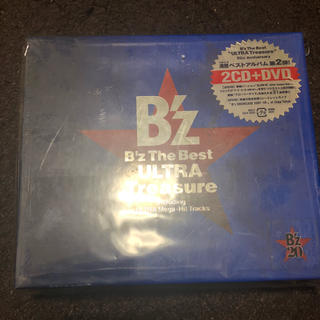 "B'z The Best ""ULTRA Treasure"" 新品未開封"