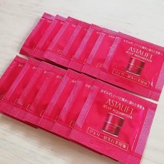 ASTALIFT - アスタリフト  アクアリスタ  サンプル14包  ジェリー状先行美容液