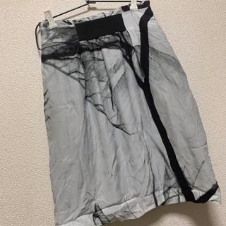 ザラ(ZARA)のデザイン タイトスカート(ひざ丈スカート)