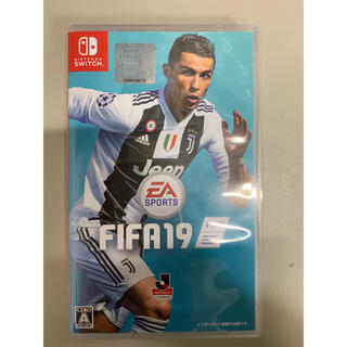Nintendo Switch - Nintendo Switch FIFA19 Standard Edition