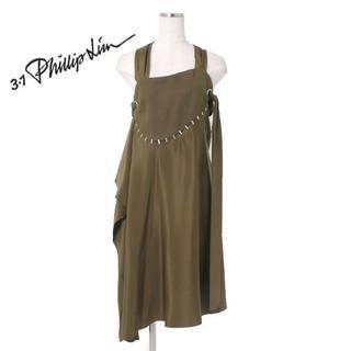 スリーワンフィリップリム(3.1 Phillip Lim)の3.1 Phillip Lim Staple-trim Dress ワンピース(その他)