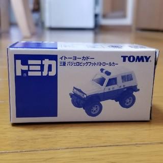 Takara Tomy - トミカ 三菱 パジェロ ビックフット パトカー