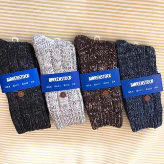 ビルケンシュトック(BIRKENSTOCK)の新品♡ビルケンシュトック BIRKENSTOCK 靴下 バラ売り可能(ソックス)