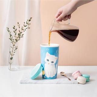 スターバックスコーヒー(Starbucks Coffee)の韓国 paul&joe 猫(マグカップ)