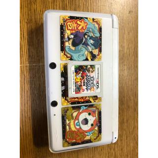 ニンテンドウ(任天堂)の3dsとスマブラセット(携帯用ゲーム本体)