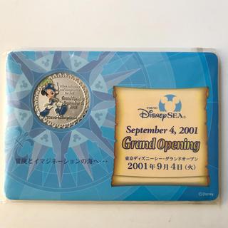 ディズニー(Disney)のディズニーシー グランドオープン メダル オープニング(その他)