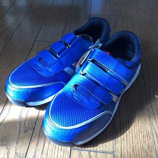 ミドリアンゼン(ミドリ安全)の安全靴 ANDARE SCHIETTI マジックタイプ 新品 26cm(その他)