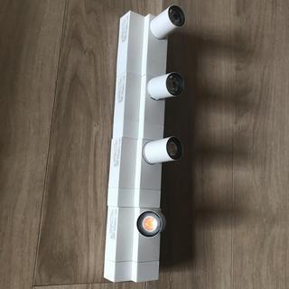 KOIZUMI スポットライト 4個 コンパクト 60Wの明るさ