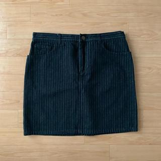 マークジェイコブス(MARC JACOBS)のマークジェイコブス  デニムスカート  タイトスカート(ひざ丈スカート)
