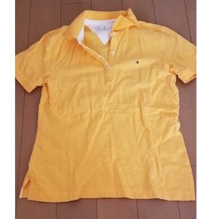 トミーヒルフィガー(TOMMY HILFIGER)のポロシャツ S(ポロシャツ)