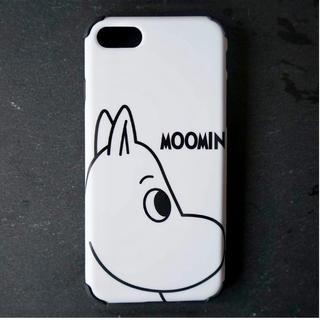ムーミンのiPhoneケース 新品未使用