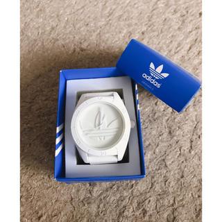 アディダス(adidas)の【半額以下】adidas   腕時計【美品】(腕時計(アナログ))