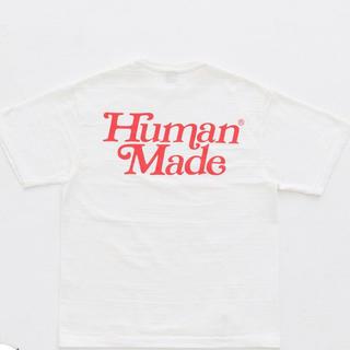 シュプリーム(Supreme)のgirls don't cry human made Tシャツ xl(Tシャツ/カットソー(半袖/袖なし))