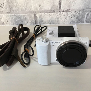 SONY - Sony α5100 本体 ボディ