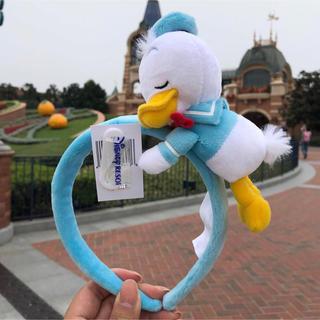 Disney - 【日本未入荷】上海ディズニー限定!ドナルド カチューシャ