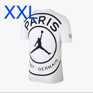 NIKE - XXL PSG x Jordan NIKE JUMPMAN tee Tシャツ