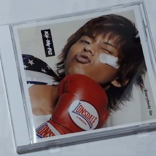 Kis-My-Ft2 - Everybady Go  藤ヶ谷ver.