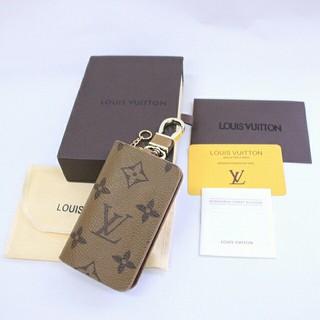 ルイヴィトン(LOUIS VUITTON)のLouis Vuitton ルイ・ヴィトン キーケース箱付(キーケース)