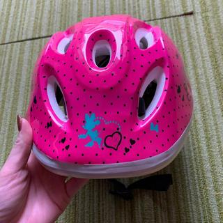 ディズニー(Disney)のミニー🎀幼児ヘルメット(自転車)