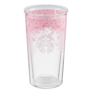 スターバックスコーヒー(Starbucks Coffee)のようちん様専用 グラス セラミックタンブラー 桜 海外スターバックス マグカップ(タンブラー)