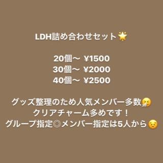 LDH詰め合わせセット