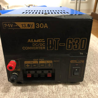 ALINCO DT-630(トラック・バス用品)
